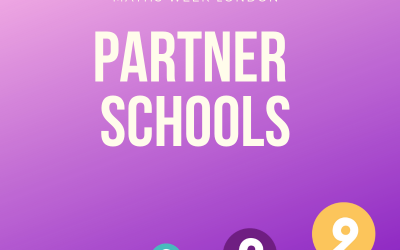 Maths Week London Partner Schools
