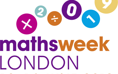 Maths Week London is here!