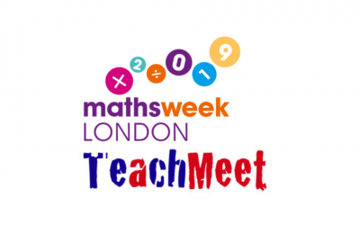 The Maths Week London TeachMeet