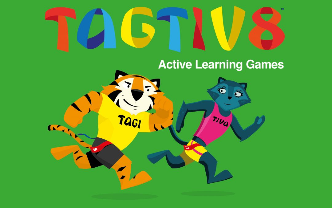 Tagtiv8 – The importance of movement when it comes to maths!