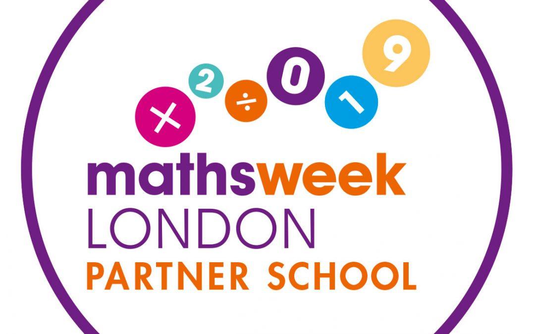 Become a Maths Week London Partner School
