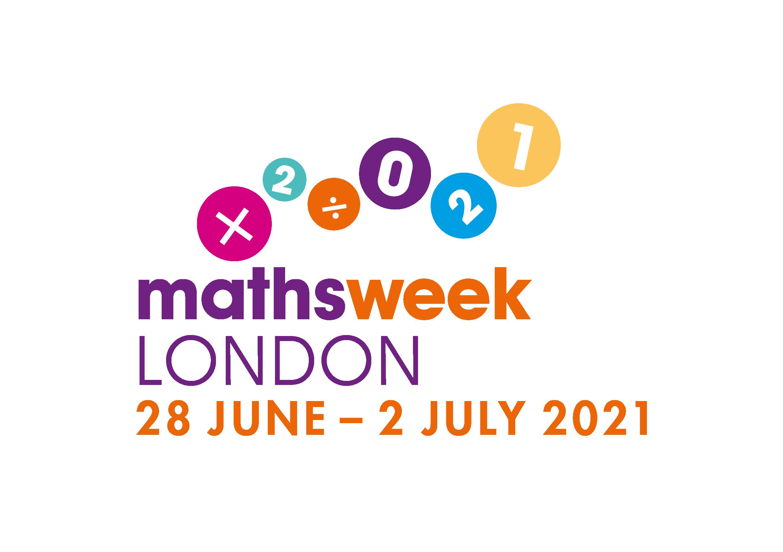 Maths Week London logo